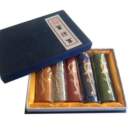 Coloured Sumi Ink Stick Sets