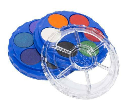 Paint Disc Stacks