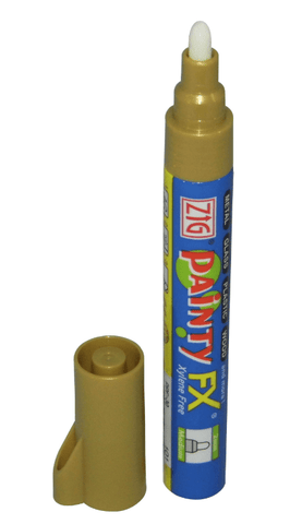 Zig Painty FX 2mm GOLD