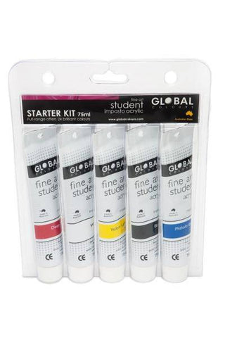 Global Student Acrylic Starter Kit