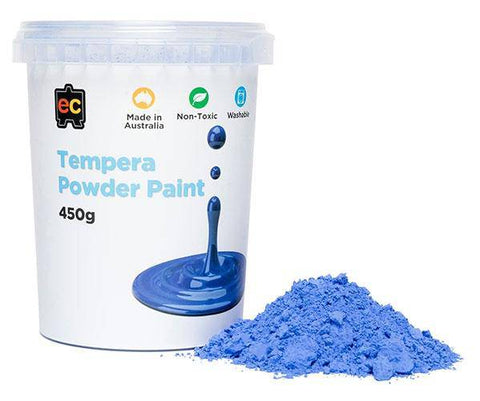Educational Colours Tempera Powder