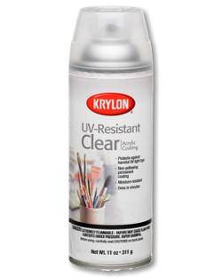 Krylon UV Resistant Clear Coating
