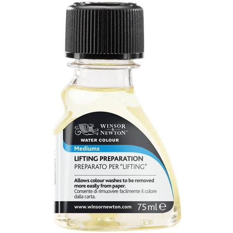 Winsor & Newton Watercolour Lifting Preparation 75ml