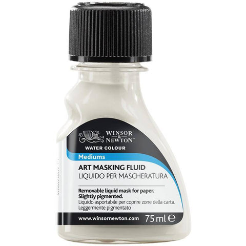 Winsor & Newton Watercolour Art Masking Fluid 75ml