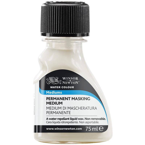Winsor & Newton Watercolour Permanent Masking Medium 75ml