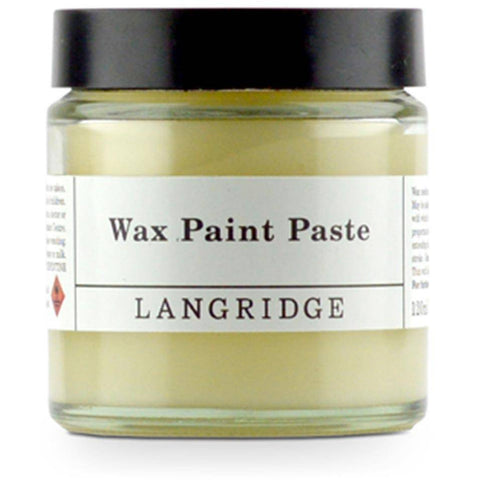 Langridge Artist Oil Wax Painting Paste
