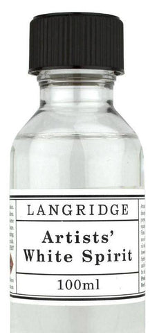 Langridge Artist Oil Artists White Spirit