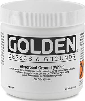 Golden Acrylic Absorbent Ground