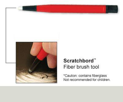 Ampersand Scratchboard Tools