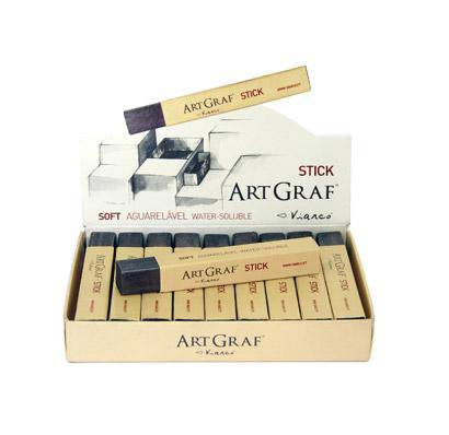 ARTGRAF WATERSOLUABLE GRAPHITE SOFT STICK