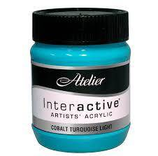 Atelier Interactive Acrylic Artist Paint 250ml