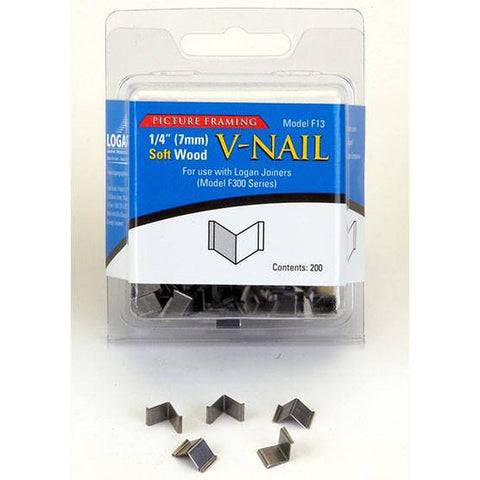 Logan Consumables - V Nails Soft & Hard