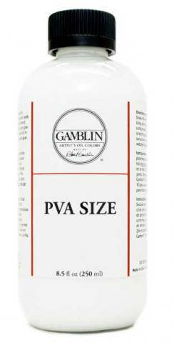Gamblin PVA Size 237ml