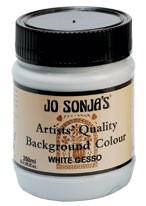 Jo Sonja 250ml White Gesso