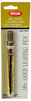 Krylon Leafing Pen Gold, Silver, Copper or Red Shimmer