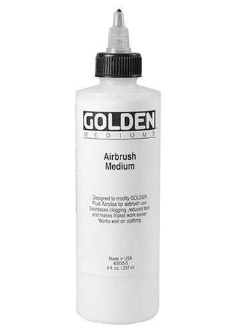 Golden Acrylic Airbrush Medium