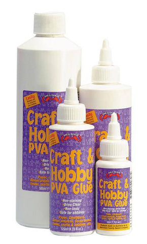 Helmar Craft & Hobby PVA Glue