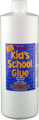 Helmar Kids PVA School Glue 1Lt