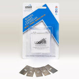 Logan Consumables - Replacement Blades