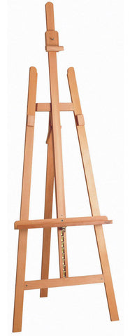 M12 Mabef A Frame Wooden Lyre Easel - Display easel