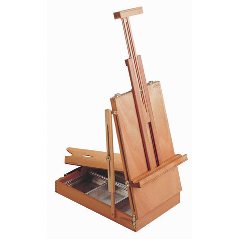 M24 Mabef Wooden Table Box Easel