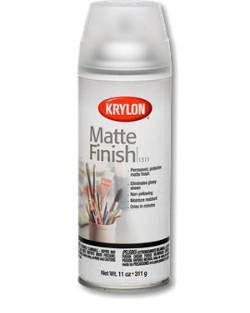 Krylon Matte Finish Spray No 1311