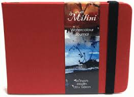 Milini Watercolour Journals