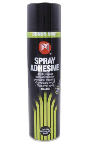 Micador Spray Adhesive 400g
