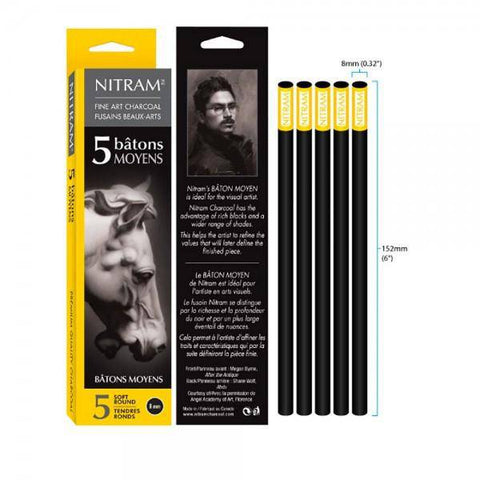 Nitram Petits Baton Extra Soft various sizes