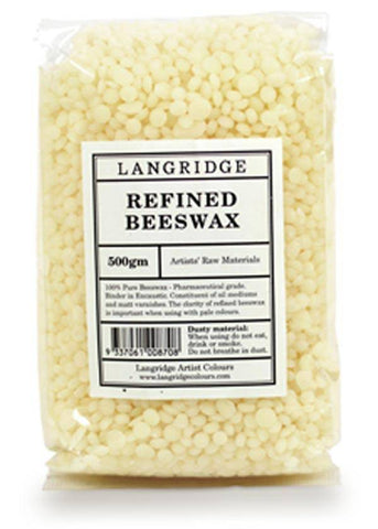 Langridge Refined Bees Wax