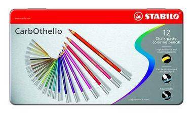 Stabilo Carbothello Pencil Sets Aquarelle