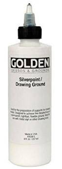 Golden Acrylic Silverpoint Drawing Ground 236ml