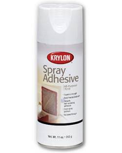 Krylon All Purpose Spray Adhesive No 7010