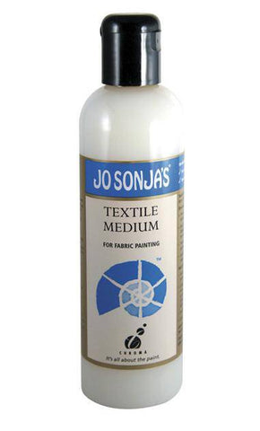 Jo Sonja 250ml Textile Medium