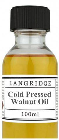 Langridge Cold Pressed Walnut Oil