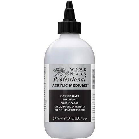 Winsor and Newton 250ml Artist Acylic Flow Medium