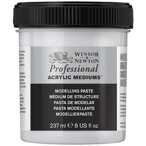 Winsor and Newton 237ml Artist Acylic Modelling Paste