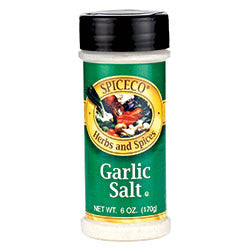 Garlic Salt from The Spice Company