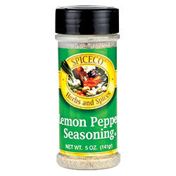 Lemon Pepper Seasoning from The Spice Company
