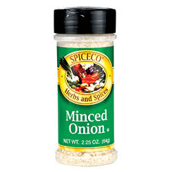 Minced Onion from The Spice Company
