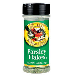 Parsley Flakes from The Spice Company