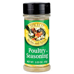 Poultry Seasoning from The Spice Company