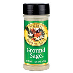 Ground Sage from The Spice Company