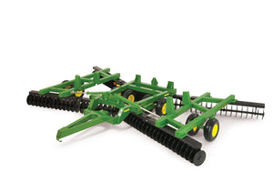 Ertl Collectibles John Deere Flex Fold 637 Disk