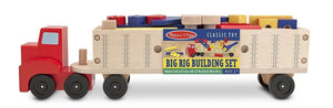 Melissa & Doug - Big Rig Building Set (1 pack of 6 items)