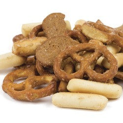 Bagels and Bits Snack Mix