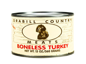 Grabill Country Meat - Boneless Turkey 13 oz