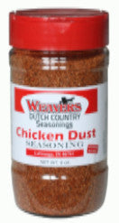 Chicken Dust Seasoning from Weavers Seasonings