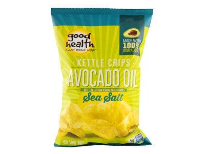 GF Sea Salt Avocado Oil Potato Chips 5 oz