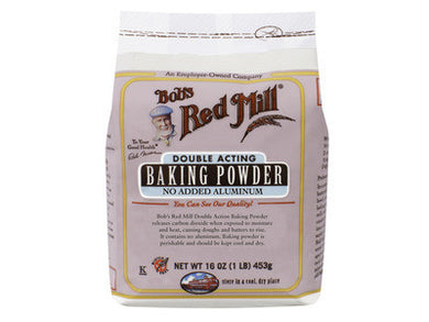 GF Baking Powder 16 oz